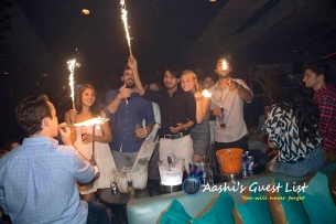 VIP at Bling Bling's Obsession Nights